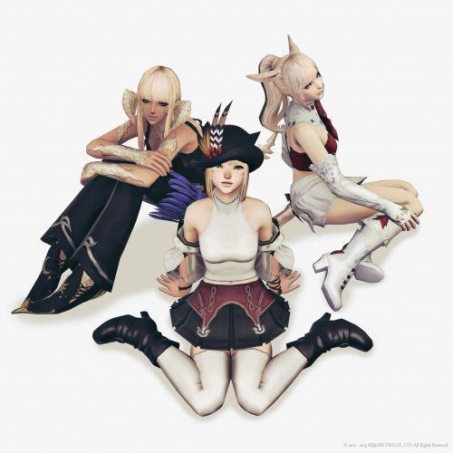 healer-girls