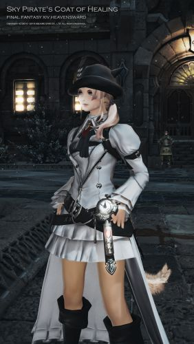Sky Pirate's Coat